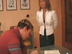 German Teacher Lesson