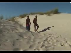Sex im Sand