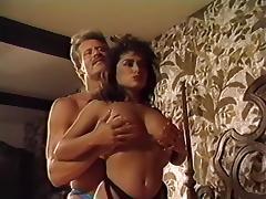 Vanessa D'Oro, Amber Lynn, Jeanna Fine in classic xxx video