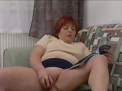 Getting her old pierced cunt ravaged by a younger man