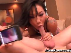Asa Akira in Phone Fucks