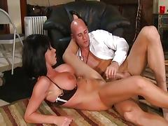 Nikki Benz & Courtney Cummz - Pump Fiction