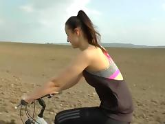 Juvenile-Devotion - Outdoor sex after a Bike Trip - HD