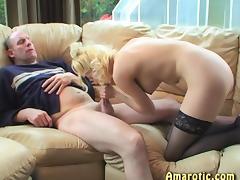 Blonde Bombshell 16