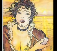 Milo Manara Erotic Cartoons
