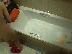 Hazel May Bathtime