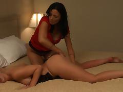 Zoey Holloway & Natalie Nice in Please Make Me Lesbian #04, Scene #03