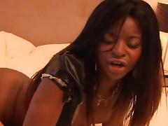 Jasmine Webb Black Maid
