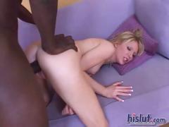 Alexa can take a big cock