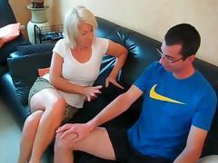 Fick nach der Massage