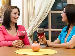 Zoey Holloway & Raquel Sieb in Creepers Family #04, Scene #04