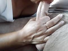 Latina Cheating Wife Blows Me in the Backseat