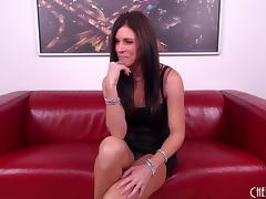 Live milf sex show with gorgeous India Summer fucking