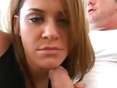 Suck his cum from my asshole you cuckold!