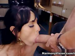 Franki Rider in Eager To Satisfy The Boss - HarmonyVision