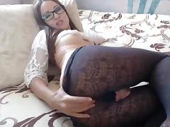 Exotic Homemade record with Anal, Masturbation scenes