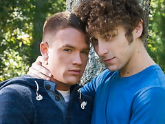 Brandon Wilde & Calvin Banks in I want you, more than your sister! - IconMale