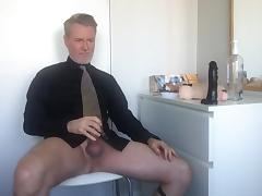Full length cam show video w jeff stryker dildo