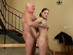 Incredible Amateur record with Young/Old, Teens scenes