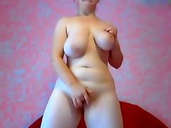 Hottest Amateur video with Big Tits, Masturbation scenes