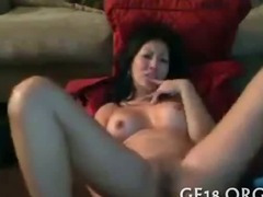 Nice blow from amateur