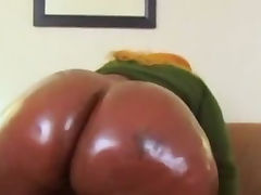 Thick Black Booty Juicee