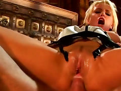 Holly Wellin anal sex scene with BJ