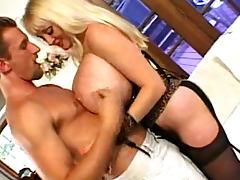 Kayla Kleevage hardcore porn in lingerie