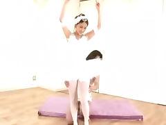 Active Ballet Girl