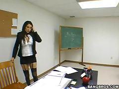 Hot For the Teacher
