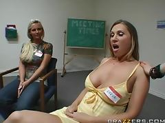 A Big Fat Cock To Ride For The Horny Devon Lee
