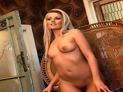 Donna Tickel is the hottest playboy model