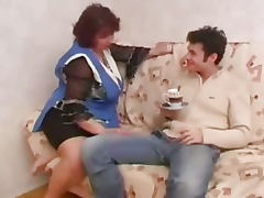 Russian Chubby Mother 002