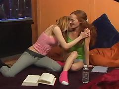 Heather Carolin and Jayme Langford pleasuring each other