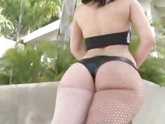 new AVA ROSE big butt anal fuck by assmaniac