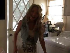Alyssa Branch Fucks Boyfriend After Shopping