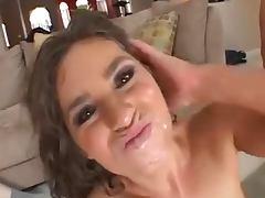 Cum overdose Naomi Russell