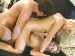 Britney Skye is fucking with Hanna Harper