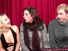 Real dutch hooker oral