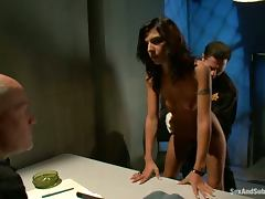Jail videos. The rules of jail are very hard and that is related to sex in there