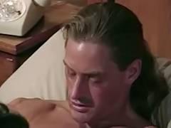 Classic Porn double penetration 3Some