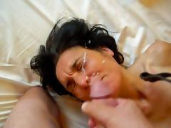fucked and facial