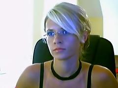 Ann Cutie Livecam show red sex toy