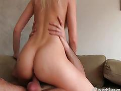 Castingxxx ceampie for hot blonde amateur