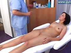 Laura Lee speculum gyno examination