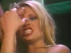 Filthy Blonde Picked Up and Banged in a Bar
