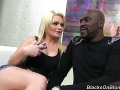 Fantastic Babe Alexis Ford Gets Fucked By Big Black Cock