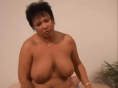 Big-tit mommy Andrea fucks with that doctor