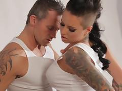 Steamy Christy Mack Goes Really Hardcore With An Aroused Dude