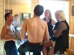 Svetlana fucking three studs